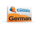 Transparent Connect German - Self-Guided Course