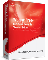 Trend Micro Worry-Free Business Security Standard with 24x7 Enhanced Support