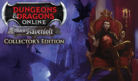 Dungeons & Dragons Online ®: Mists of Ravenloft™ - Collector's Edition