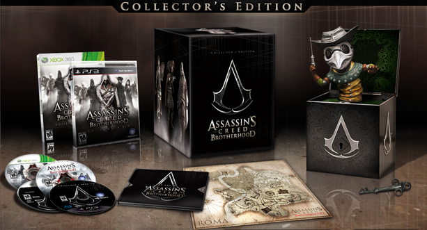 Assassin's Creed: Brotherhood® Collector's Edition