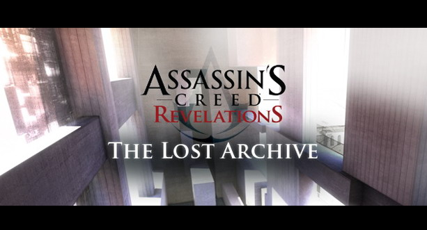 Assassin's Creed® Revelations - Det forsvunne arkivet