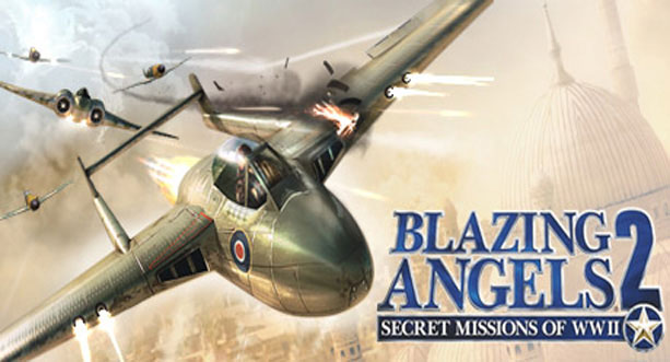 Blazing Angels 2. Blazing Angels 2: Secret