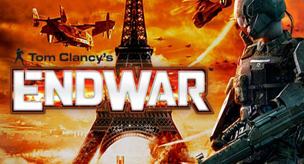 Blue Tom Clancy's EndWar™ T-Shirt - Size L