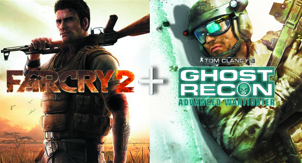 Compilación Far Cry 2 & Ghost Recon Advanced Warfighter