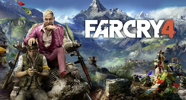 Продам два ключа Uplay Far Cry® 4 (500р).