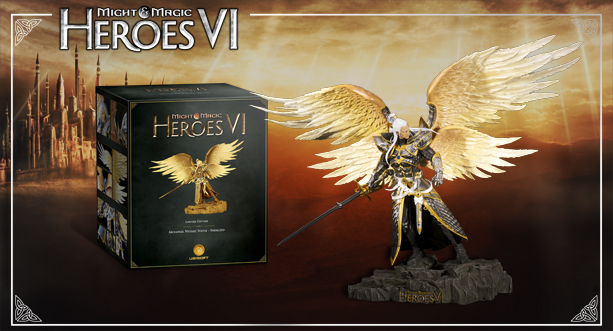 Archangel Michael Limited Edition Figure