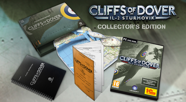 IL-2 Sturmovik: Cliffs of Dover - Collector's Edition