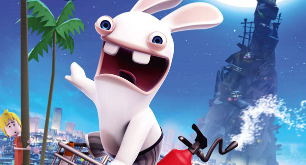 Rabbids Go Home™ - A Comedy Adventure