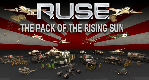 R.U.S.E™ - DLC 3 - The Pack of The Rising Sun