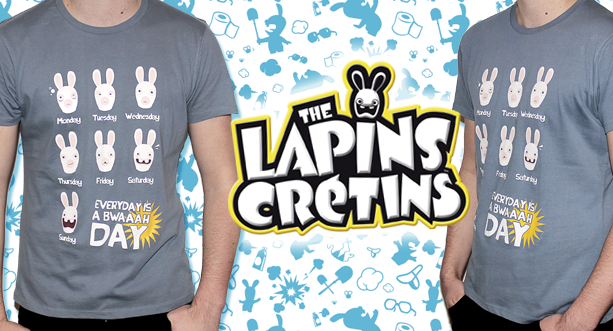 The Lapins Crétins™ Everyday Shirt