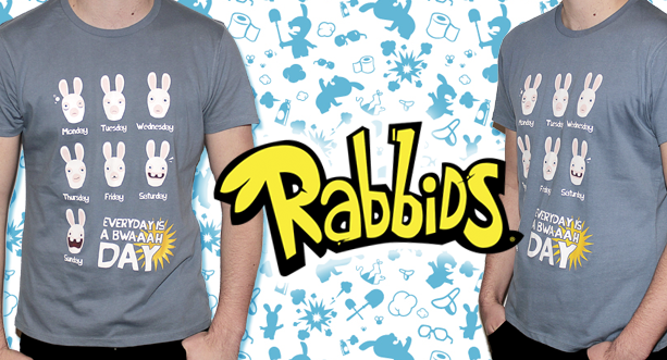 Rabbids™ Everyday Shirt - Size M