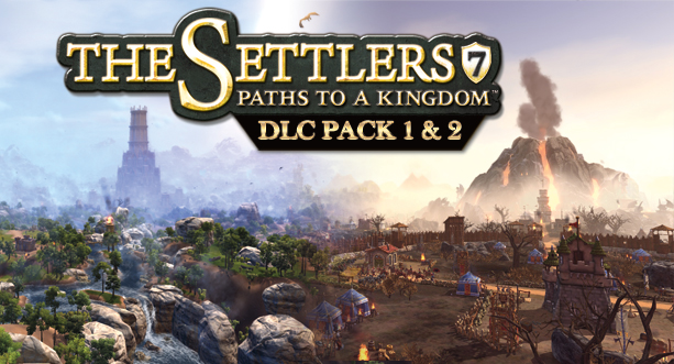 The Settlers 7 Paths to a Kingdom™ DLC Pack 1 & 2