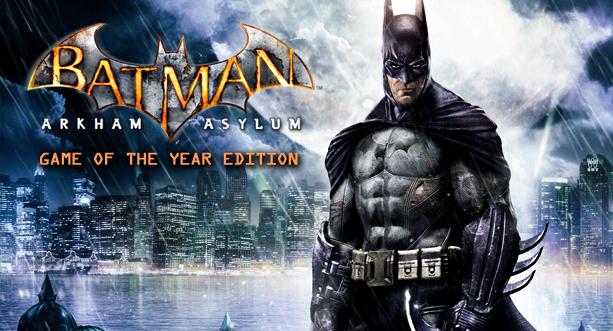 Batman™: Arkham Asylum GOTY