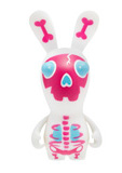 Pink Skeleton Artoyz - Raving Rabbids - Travel in Time