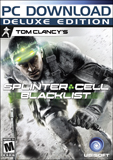 Tom Clancy's Splinter Cell Blacklist Uplay Deluxe Edition