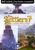 Bundle The Settlers®: La Strada verso il Regno - DLC Pack 1, 2 & 3