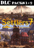 Bundle The Settlers 7: Paths to a Kingdom - DLC Pack 1 & DLC Pack 2