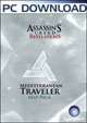 Assassin's Creed® Revelations - Mediterranean Traveler Maps Pack (DLC)