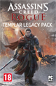 Assassin's Creed® Rogue : Pack Héritage des Templiers