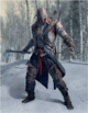 Art (R)Evolution - Connor Kenway (su carta)