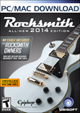 Rocksmith® 2014 Edition - Câble non-inclus