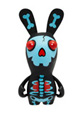 Black Skeleton Artoyz - Raving Rabbids - Regreso al Pasado