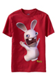 Chandail Rouge Raving Rabbids Enfants