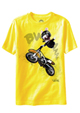 Raving Rabbids Kids Yellow T-Shirt
