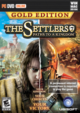 The Settlers 7: Paths to a Kingdom- Deluxe Gold Edition