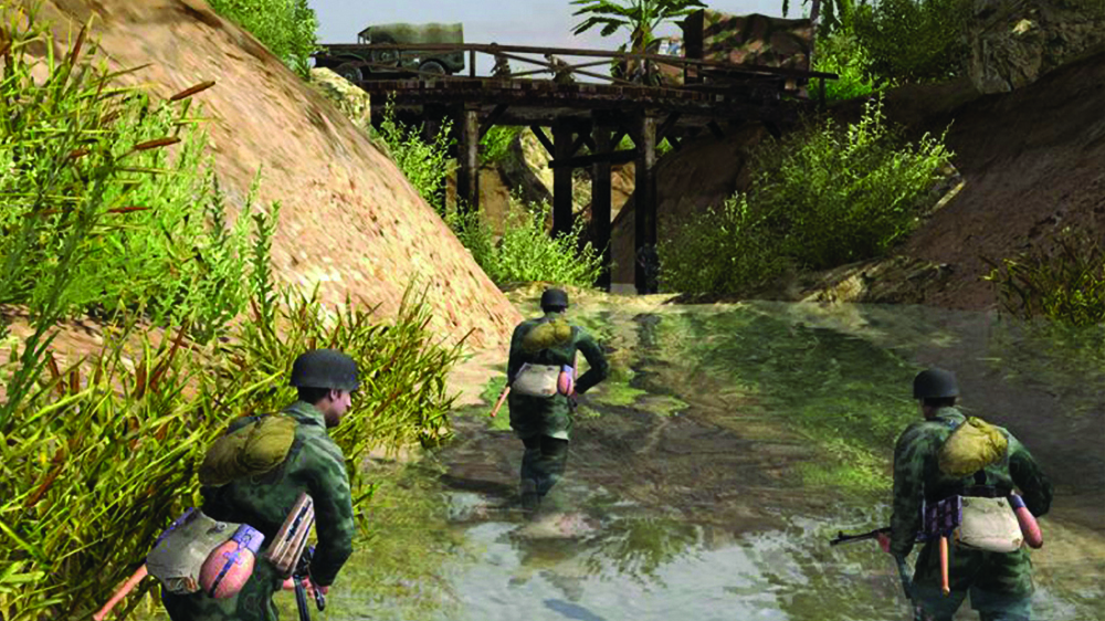 В тылу врага 2: Лис пустыни - специальное издание ко Дню Победы (2010/R