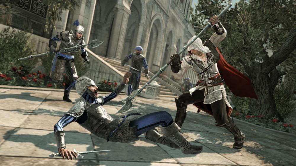 Ubisoft анонсировали Assassin's Creed II: Complete Edition.