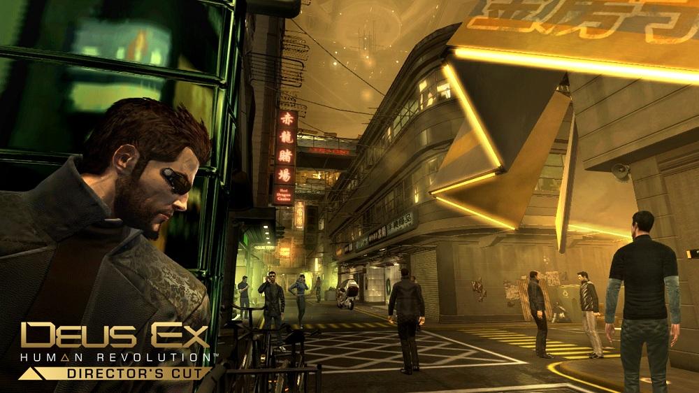 Обладатели оригинальной Deus Ex: Human Revolution смогут за небольшую плату