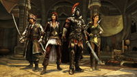 Assassin's Creed® Revelations - Pack de personnages