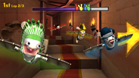 Raving Rabbids - Regreso al Pasado Collector