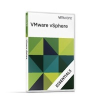 VMware vSphere Essentials Kit for 3 hosts (Max 2 processors per host)