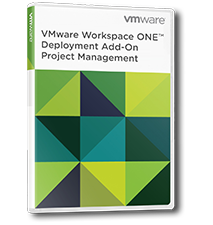 Workspace ONE Deployment Add-On – Project Management