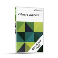 VMware vSphere Essentials Plus Kit für 3 hosts (max. 2 Prozessoren pro host)
