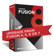 Upgrade to Fusion 8