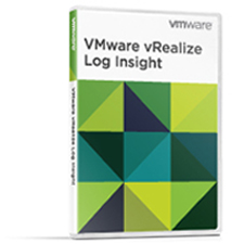 VMware vRealize Log Insight con licencia por CPU