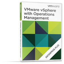 Upgrade auf vSphere with Operations Management Enterprise Plus