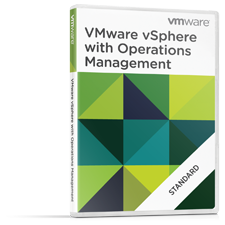 Mise à niveau vSphere with Operations Management Standard