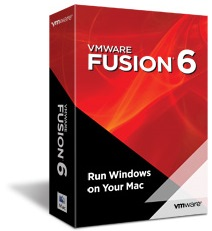 Upgrade to VMware Fusion 6