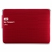 My Passport Ultra 500GB Red