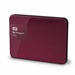 My Passport Ultra 1TB Wild Berry (Recertified)