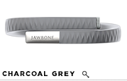 UP by Jawbone - Charcoal Grey