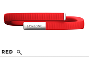 UP24 by Jawbone - Red