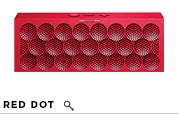 MINI JAMBOX Red Dot