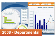 SAP Crystal Dashboard Design 2008, departmental edition, full product