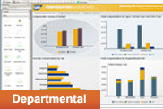SAP Crystal Dashboard Design, departmental edition