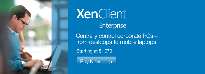 XenClient Enterprise